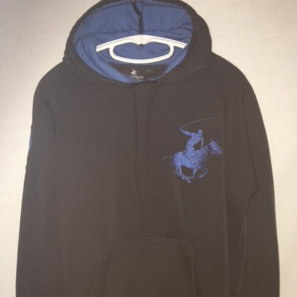 517a34ea0 Beverly Hills Polo Club Other - ** MEN'S SZ L BEVERLY HILLS POLO CLUB HOODIE